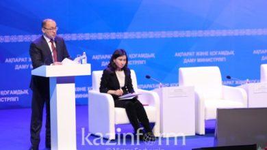 Photo of Даурен Абаев о поручении Президента: Мы убрали более 800 различных мероприятий