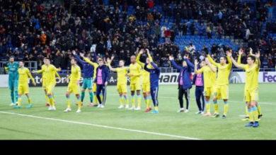 """Photo of """"Астана"""" выбрала новый город для домашних матчей вместо Нур-Султана"""