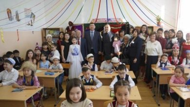 Photo of В городе Ишиме Тюменской области откроется класс казахского языка имени Абая