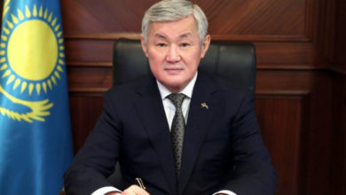 Photo of Бердибек Сапарбаев назначен акимом Жамбылской области