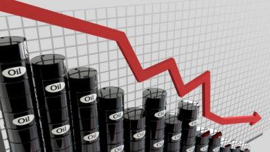 Photo of Цена на нефть упала до 29 долларов за баррель