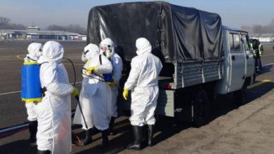 Photo of В Алматы на карантин поместили 100 человек, прилетевших из Сеула