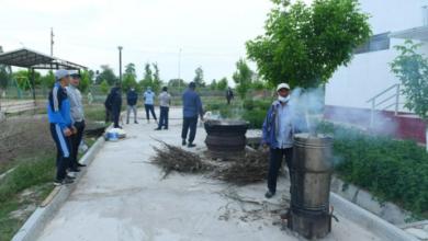Photo of Эвакуированные 17 тысяч жителей в Туркестанской области вернутся домой