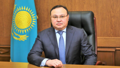 Photo of Алмас Мадиев назначен заместителем акима Жамбылской области