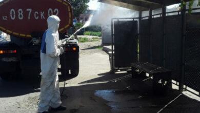 Photo of У коронавируса низкая устойчивость к дезинфекции — эпидемиолог Алматы
