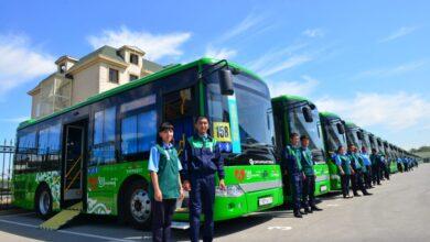 Photo of 19 июня проезд в общественном транспорте Шымкента будет бесплатным