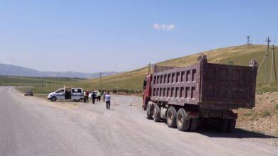Photo of Туркестан: В ходе рейдовых мероприятий было проверено более 50 грузовых автомобилей