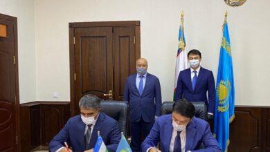 Photo of Казахстан и Узбекистан заключили документ, регулирующий ряд вопросов в водной сфере