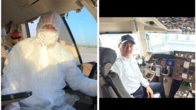 Photo of Доставлявший гуманитарную помощь пилот умер от пневмонии
