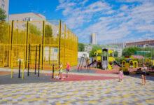 Photo of В Нур-Султане проходит масштабное преображение дворов и скверов