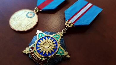 Photo of Лучшие специалисты Шымкента получили награды