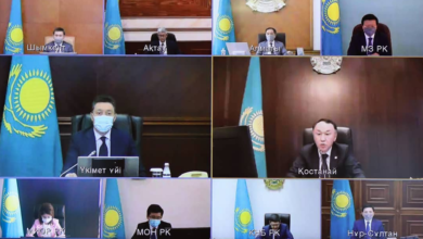 Photo of В Шымкенте число заразившихся вирусом снизилось в два раза