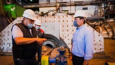 Photo of Аким столицы ознакомился с ходом работ по переводу на газ ТЭЦ-2