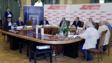 Photo of Член литературного сообщества России удостоен ордена «Достық»