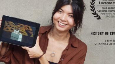 Photo of Казахстанский режиссёр получила награду в международном кинофестивале в Швейцарии