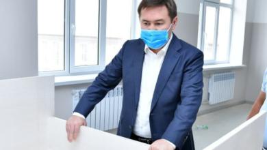Photo of Аким Шымкента Мурат Айтенов проверил ход строительства школ в городе