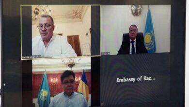 Photo of Министры сельского хозяйства Казахстана и Румынии провели переговоры