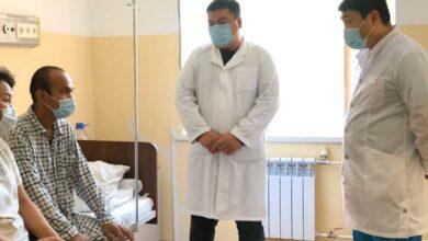 Photo of В Шымкенте двум пациентам провели трансплантацию почек