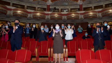 Photo of Впервые за полгода в «Астана Опера» вновь звучат аплодисменты