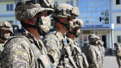 Photo of В Вооруженных Силах началось оперативно-тактическое командно-штабное учение «Алдаспан-2020»