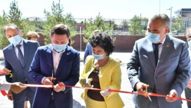 Photo of В Шымкенте открылся центр поддержки института семьи «Шаңырақ»