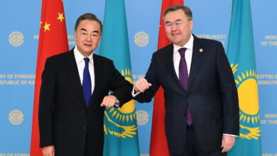 Photo of Министр иностранных дел Китая находится с рабочим визитом в Казахстане