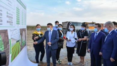 Photo of В Шымкенте началось строительство агро-индустриальной зоны «Тепличный рай»