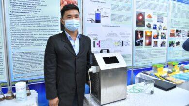 Photo of Молодой ученый из Шымкента разработал озоновый генератор для дезинфекции