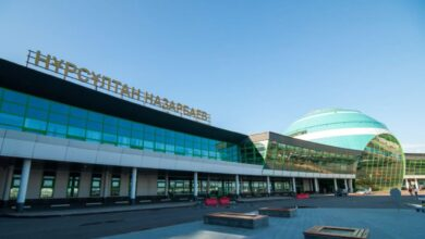 Photo of Двух иностранцев с просроченными справками ПЦР депортировали в аэропорту города Нур-Султан