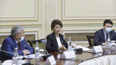 Photo of Аида Балаева встретилась с членами Общественного совета Алматы