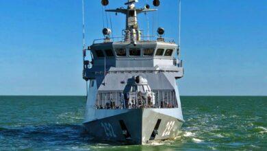 Photo of Сбор-поход по Каспию совершили военные моряки