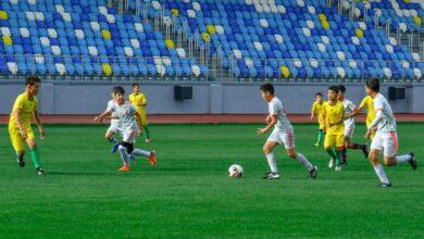 Photo of На «Туркестан-арене» состоялся первый матч