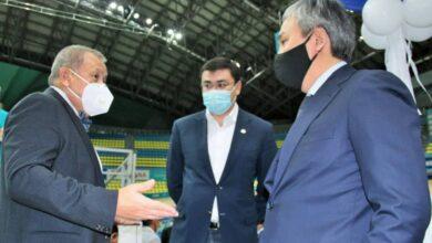 Photo of Вице-министр культуры и спорта РК принял участие в тренировочном заезде Национальной Сборной по велоспорту