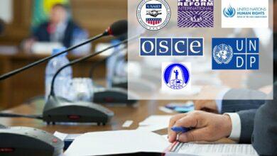 Photo of Представители международных организаций в Казахстане обсудили Законопроект «Об общественном контроле»