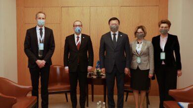 Photo of Алексей Цой принял участие в 4-м заседании Научного совета по здравоохранению Турции по COVID-19