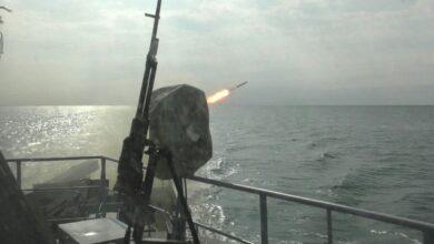Photo of В Каспийском море прошло учение Военно-морских сил страны