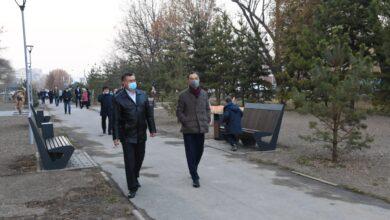 Photo of Бакытжан Сагинтаев призвал алматинцев вместе поддерживать порядок в городе