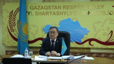 Photo of Сапархан Омаров выступил на Региональной конференции ФАО