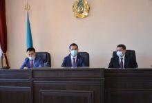 Photo of Түркістан облысы бойынша Соттар әкімшісінің басшысы тағайыналды
