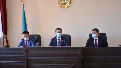 Photo of Назначен руководитель Администратора судов Туркестанской области