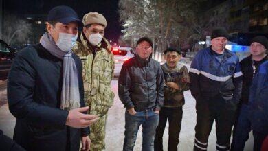 Photo of Абылкаир Скаков проверил ночную уборку снега в Павлодаре