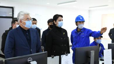 Photo of Бейбут Атамкулов посетил с рабочим визитом Кызылординскую область