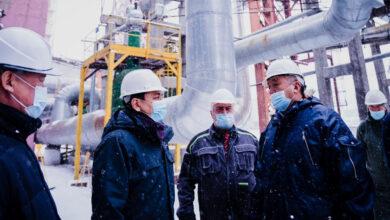 Photo of ТЭЦ-1 и ТЭЦ-2 частично переведены на газ в Нур-Султане