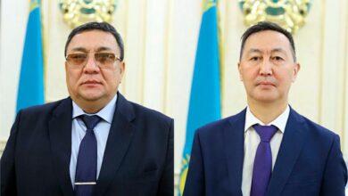 Photo of В Мангистауской области состоялся ряд назначений