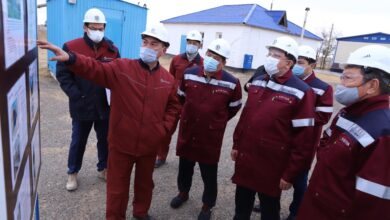 Photo of Нурлан Ногаев рассказал о работе, проводимой в рамках соглашения ОПЕК+