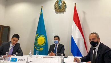 Photo of Казахстан и Нидерланды провели межмидовские консультации