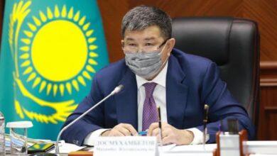 Photo of Аким Атырауской области провёл прием граждан в онлайн-формате