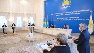 Photo of В Карагандинском филиале Nur Otan определили кандидатов на выборы депутатов Мажилиса