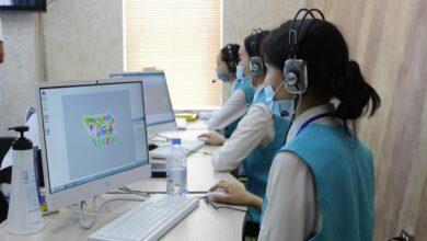 Photo of В Алматы акимы районов работают в Open space-офисах
