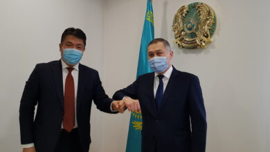 Photo of В МИД обсудили вопросы сотрудничества с ИОПБ